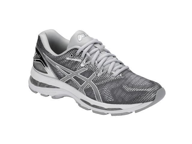 detailing unequal in performance good selling Asics Women's GEL-Nimbus 20 Platinum Running Shoes T886N-9793
