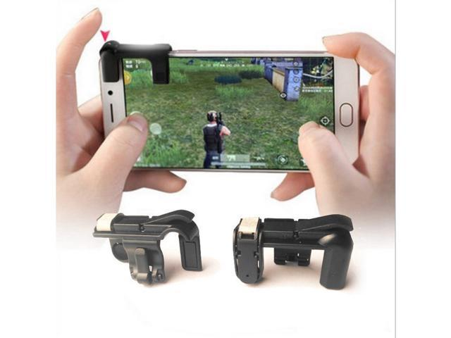 b35168078 Version 3.0 Smart phone Gaming Trigger L1R1 Mobile Gaming Fire Button Aim  Key Shooter Controller PUBG