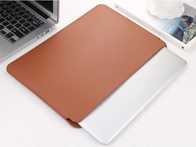 buy popular c0ccc ce3c0 PU Leather Sleeve Case Skin Cover for 13