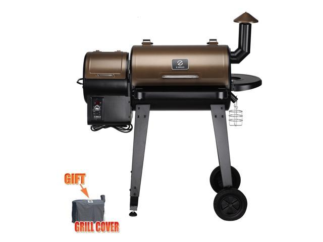 Z Grills Zpg 450a Wood Pellet Barbecue Grill And Smoker