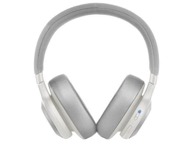 1e7b6f024af JBL E65BTNC Wireless Over-Ear Noise-Cancelling Headphones with Mic and  One-Button