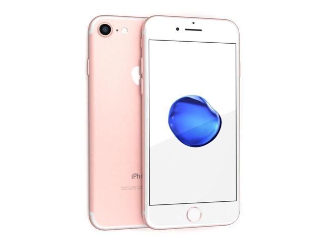 Used - Like New: Apple iPhone 7 128GB A1778 GSM Unlocked Smartphone -  Newegg com