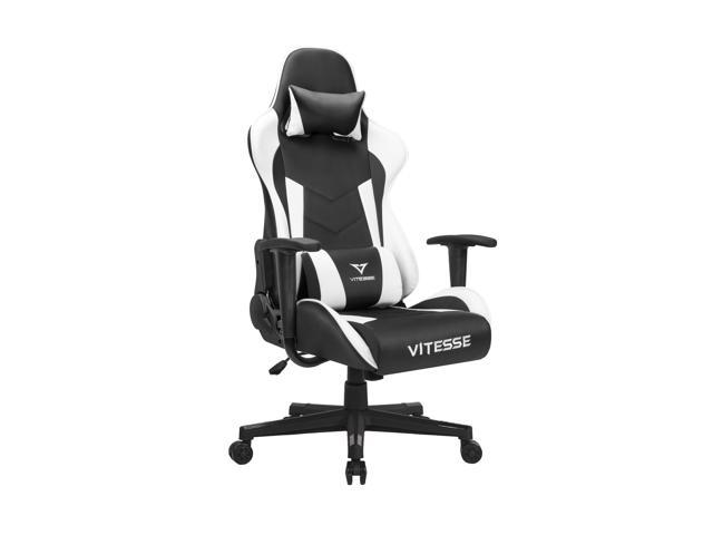 Vitesse Gaming Office Chair Ergonomic Desk Chair High Back Racing Style Computer Chair Swivel Executive Leather  sc 1 st  Newegg.com & Vitesse Gaming Office Chair Ergonomic Desk Chair High Back Racing ...