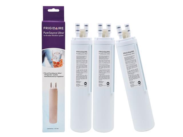 3pc Genuine Frigidaire Ultrawf Puresource Kenmore 46 9999 Water Filter 242017801