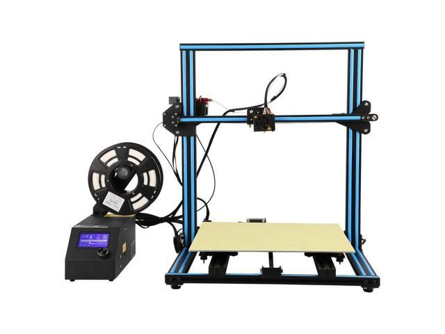 Creality CR-10s4 DIY Desktop 3D Printer Max 200mm/s Printing Speed Printing  Size 400*400*400mm Multi-type Filament With Heated Bed LCD Display Printer