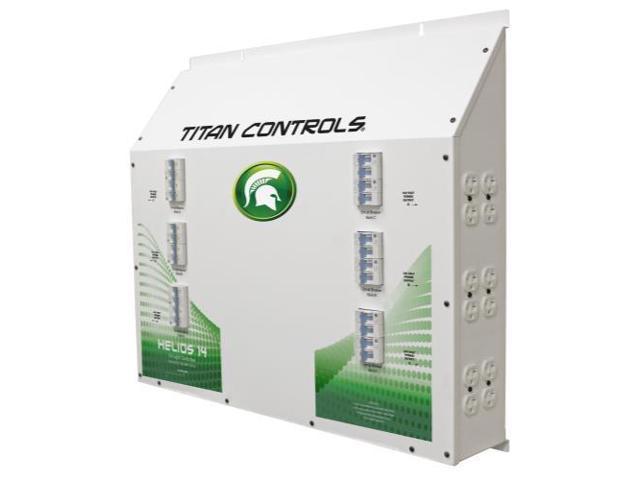 Titan Controls Helios 14 - 24 Light 240 Volt Controller w/ Timer -  Newegg com