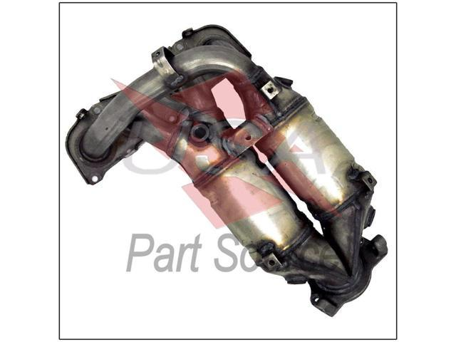 Exhaust Manifold With Catalytic Converter For 2001 2002 2003 Toyota Rav4: 2001 Rav4 Catalytic Converter Replacement At Woreks.co