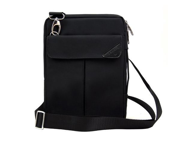 Padwa Lifestyle Pouch Soft Sleeve Carrying Bag Case with Handle Shoulder Strap Zipper for iPad Mini