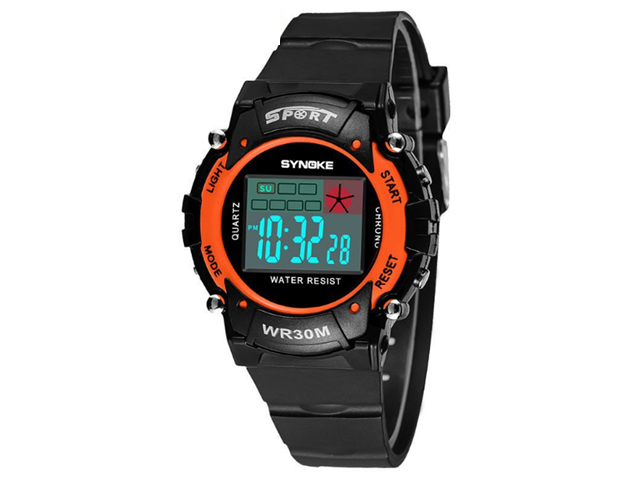 New Kids Watches Sport Digital Wristwatches Timer Alarm 30m Waterproof Children Watch Boy Girl Gift Neweggcom