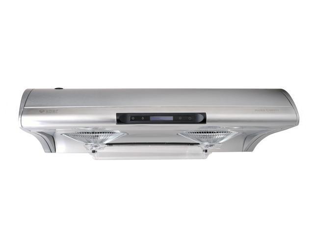 Chef 30 Under Cabinet Range Hood C400 Tastemaker Series Stainless Steel Slim Design