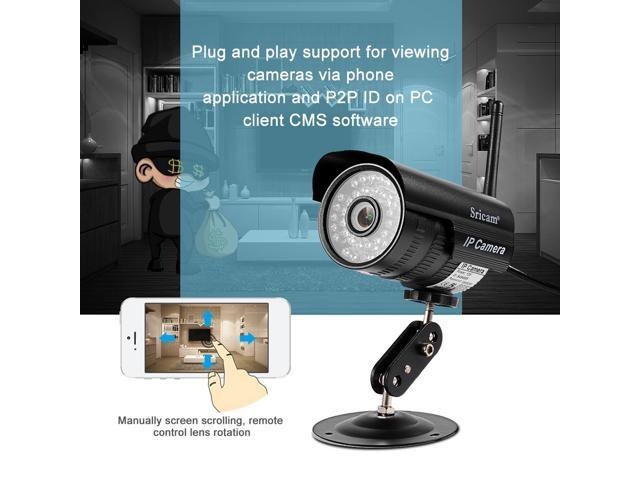 Cms Client Ip Camera