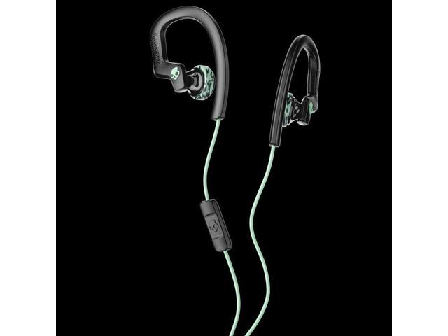 e125a73fff4 Skullcandy S4CHY-K602 Chops Flex Sweat-Resistant Sport Earbud with in-Line  Microphone