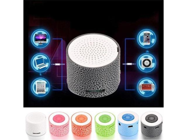 Portable Mini Stereo Bass Speakers Nice Music Mp3 Player Wireless Tf Speaker Distinctive-gee