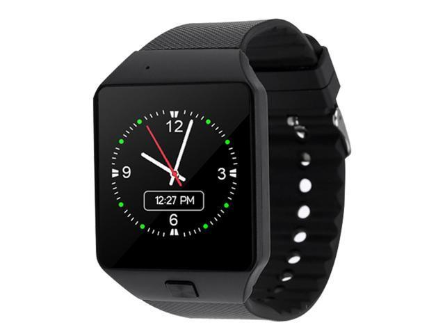df3afa9a1c28 QW18 peregrinación Bluetooth Smart reloj pulsera