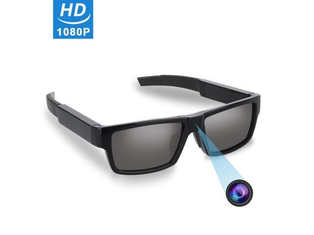 9ed89cbea30 G2 HD 1080P Hidden Camera Polarized Sunglasses Loop Recording + Free 16GB  Micro SD Card