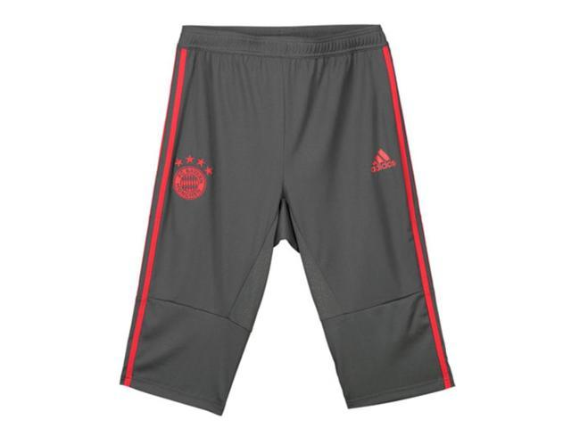 869463dc557 2018-2019 Bayern Munich Adidas Three Quarter Length Training Pants (Utility  Ivy)