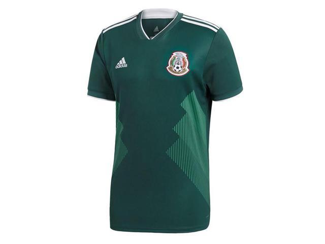 2018-2019 Mexico Home Adidas Football Shirt - Newegg.com 5e8be0b82