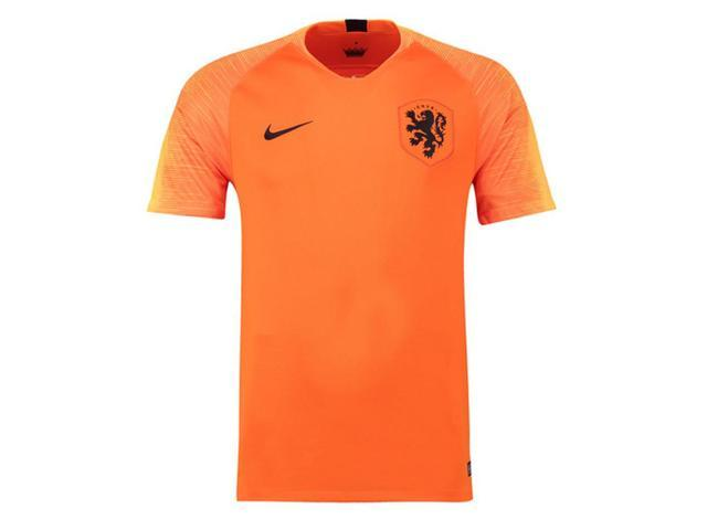 42e37327b 2018-2019 Holland Home Nike Football Shirt - Newegg.com