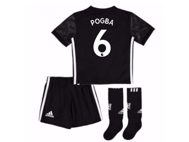 first rate 4a6fd 2de26 2017-18 Man Utd Away Mini Kit (Pogba 6) - Newegg.com