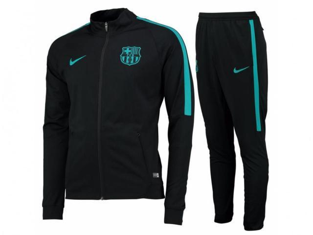 Barcelona Squad 2017 Energy Woven Kids 2016 Nike Black Tracksuit 4F6wnnqS