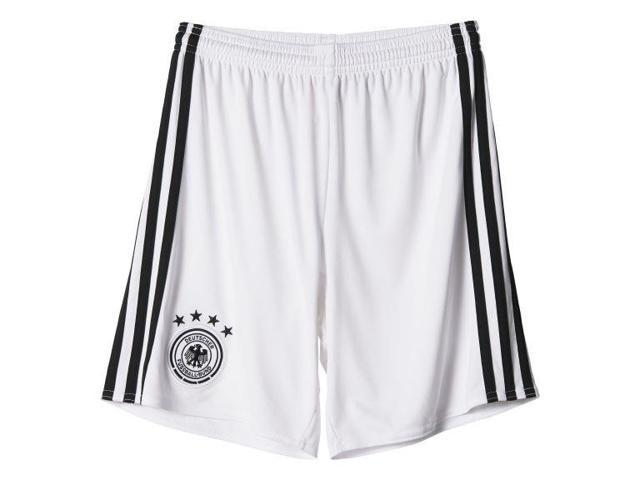 52ef81fbf 2016-2017 Germany Home Adidas Goalkeeper Shorts (White) - Kids ...