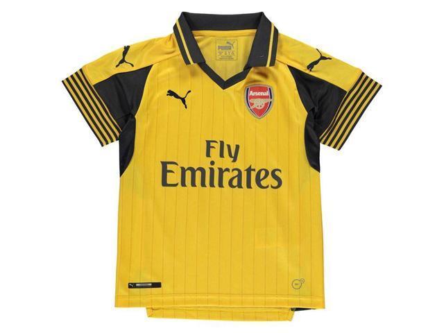 bc3cefa03d1a 2016-2017 Arsenal Puma Away Football Shirt (Kids) - Newegg.com