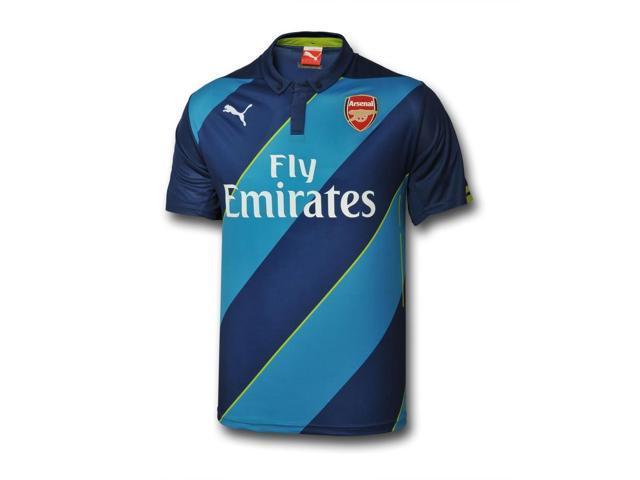 2014-2015 Arsenal Puma Third Cup Football Shirt - Newegg.com e6d26d1a4