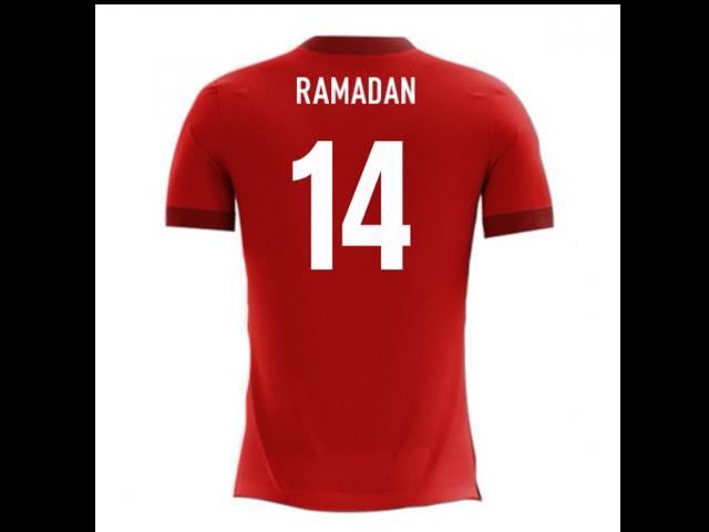 2018-2019 Egypt Airo Concept Home Shirt (Ramadan 14) - Newegg ... c37b9713c