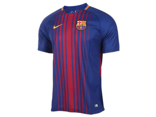 finest selection 02106 b1ec4 2017-2018 Barcelona Home Nike Football Shirt (No Sponsor) - Newegg.com