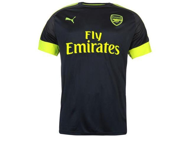 7c3292285a7e 2016-2017 Arsenal Puma Third Cup Football Shirt (Kids) - Newegg.com