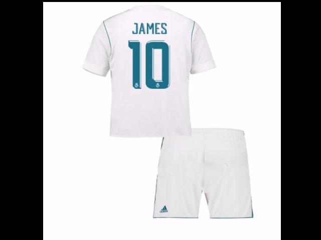 a3d919e1d 2017-18 Real Madrid Home Mini Kit (James 10) - Newegg.com