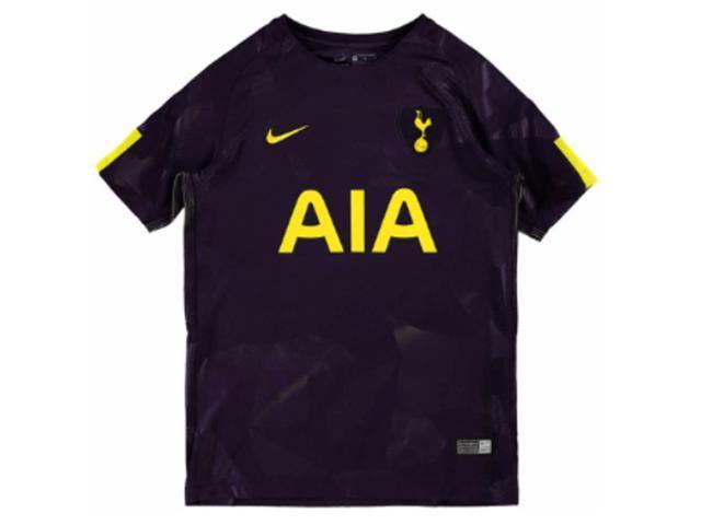 sports shoes 1f8b1 5b4ca 2017-2018 Tottenham Third Nike Football Shirt (Kids) - Newegg.com