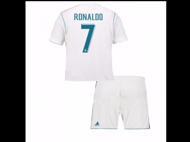 af9ca07af 2017-18 Real Madrid Home Mini Kit (Ronaldo 7) - Newegg.com