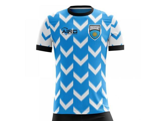 d6ce1ab23 2018-2019 Uruguay Home Concept Football Shirt (Kids) - Newegg.com