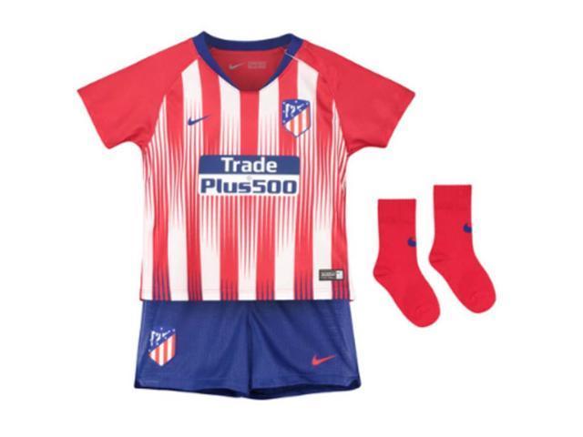 de4f58baa 2018-2019 Atletico Madrid Home Nike-kit para bebé-Newegg.com