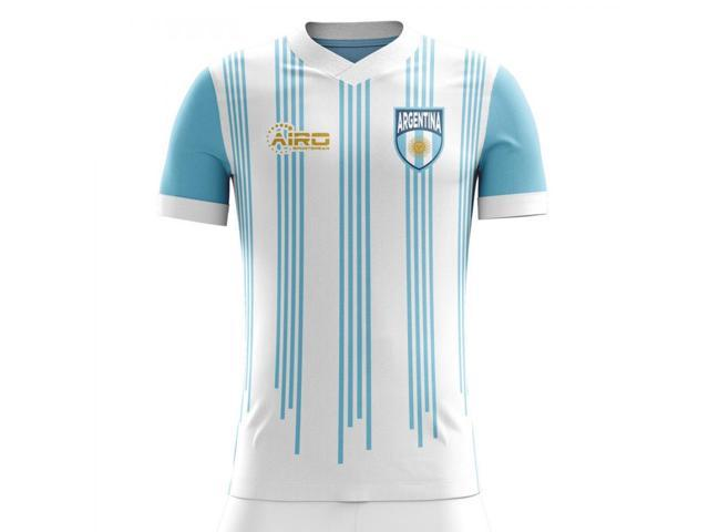 cea318dcb 2018-2019 Argentina Home Concept Football Shirt (Kids) - Newegg.com