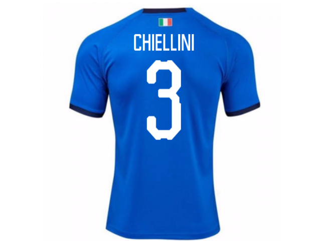 3ef70482ccc 2018-19 Italy Home Shirt (Chiellini 3) - Kids - Newegg.com