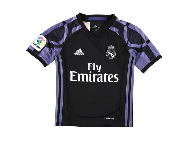 4011427b0 2016-2017 Real Madrid Adidas Third Shirt (Kids) - Newegg.com