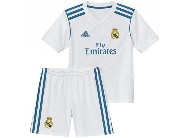 b7036b1c7 2017-2018 Real Madrid Adidas Home Mini Kit - Newegg.com