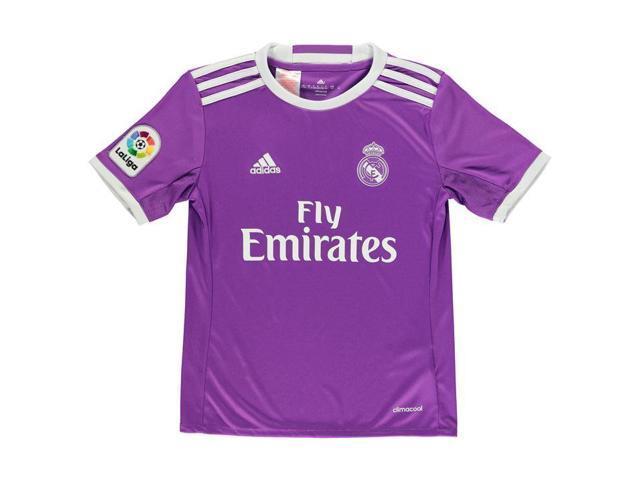 2e11c99d946 2016-2017 Real Madrid Adidas Away Shirt (Kids) - Newegg.com