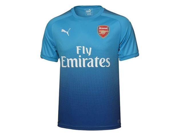 best service 4dc71 a8949 2017-2018 Arsenal Puma Away Football Shirt (Kids) - Newegg.com