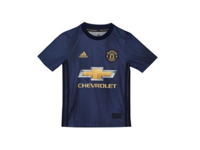 2018-2019 Man Utd Adidas Third Football Shirt (Kids) - Newegg.com 733e80e0c