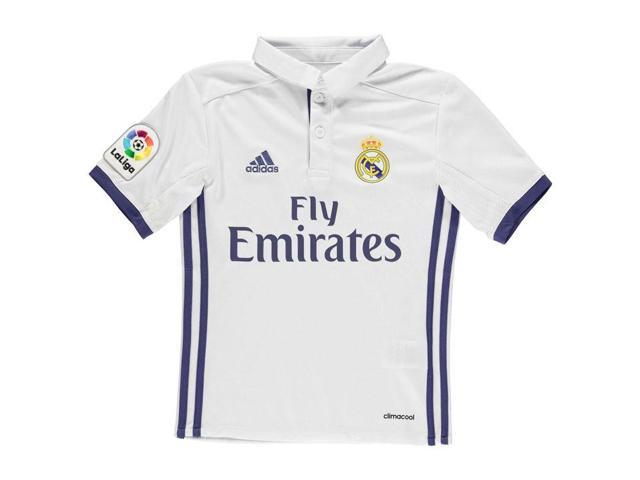 498317e67 2016-2017 Real Madrid Adidas Home Shirt (Kids) - Newegg.com