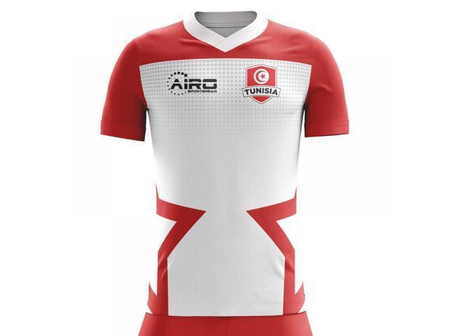 7c20f4ed5 2018-2019 Tunisia Home Concept Football Shirt (Kids) - Newegg.com