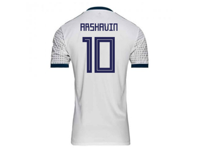 brand new e7afa 27692 2018-2019 Russia Away Adidas Football Shirt (Arshavin 10) - Kids -  Newegg.com