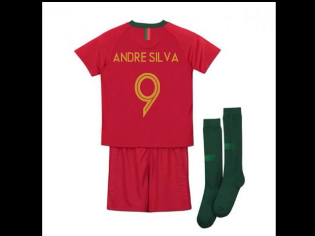 e26eba6b9 2018-2019 Portugal Home Nike Mini Kit (Andre Silva 9) - Newegg.com