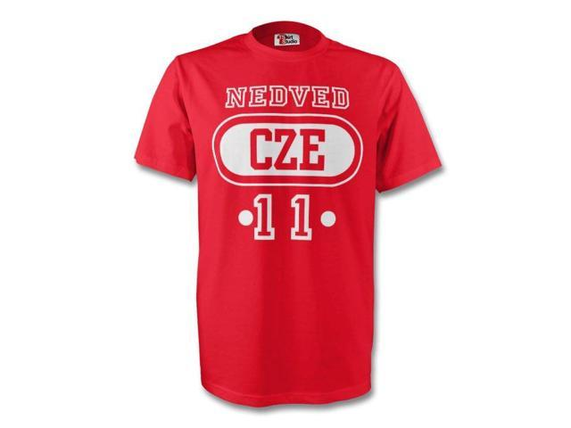 51a578f6f Pavel Nedved Czech Republic Cze T-shirt (red) - Kids - Newegg.com