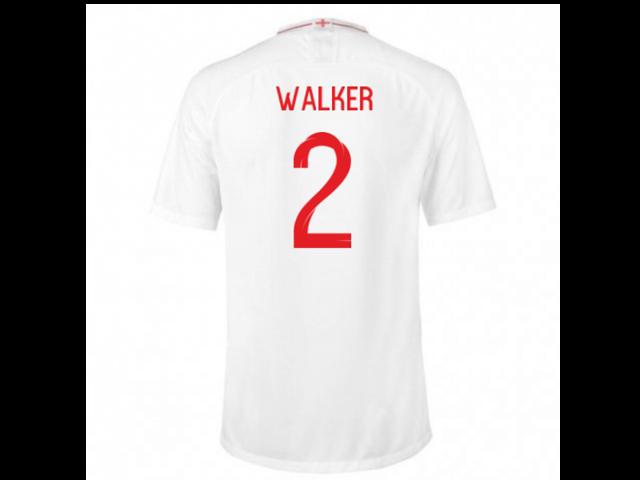 c5423e50846 2018-2019 England Home camisa de pelota de fútbol americano de Nike (2-