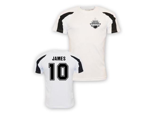 quality design 026fb f78d8 James Rodriguez Real Madrid Sports Training Jersey (white) - Kids -  Newegg.com