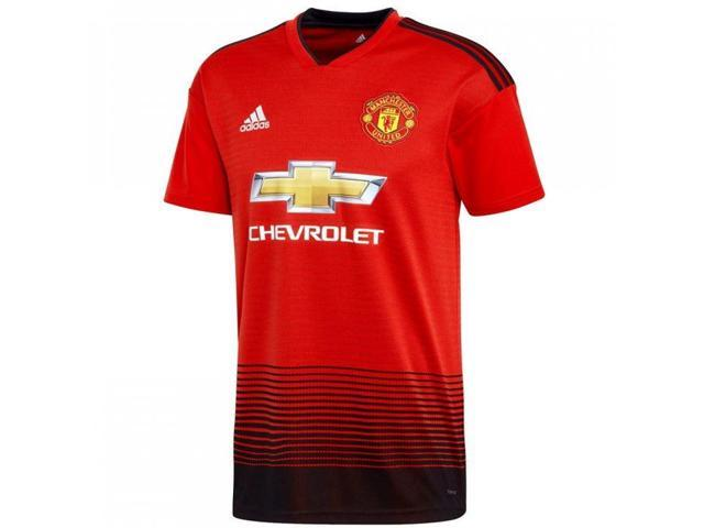2018-2019 Man Utd Adidas Home Football Shirt - Newegg.com 63efc9720